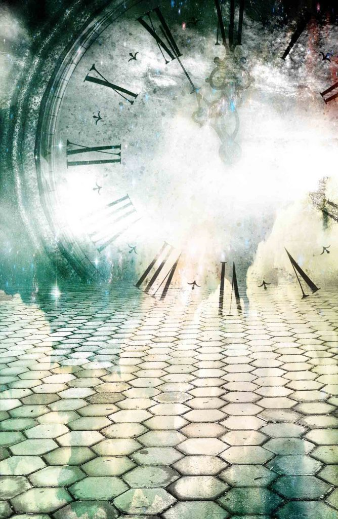 4th Dimension – The Realm of Time