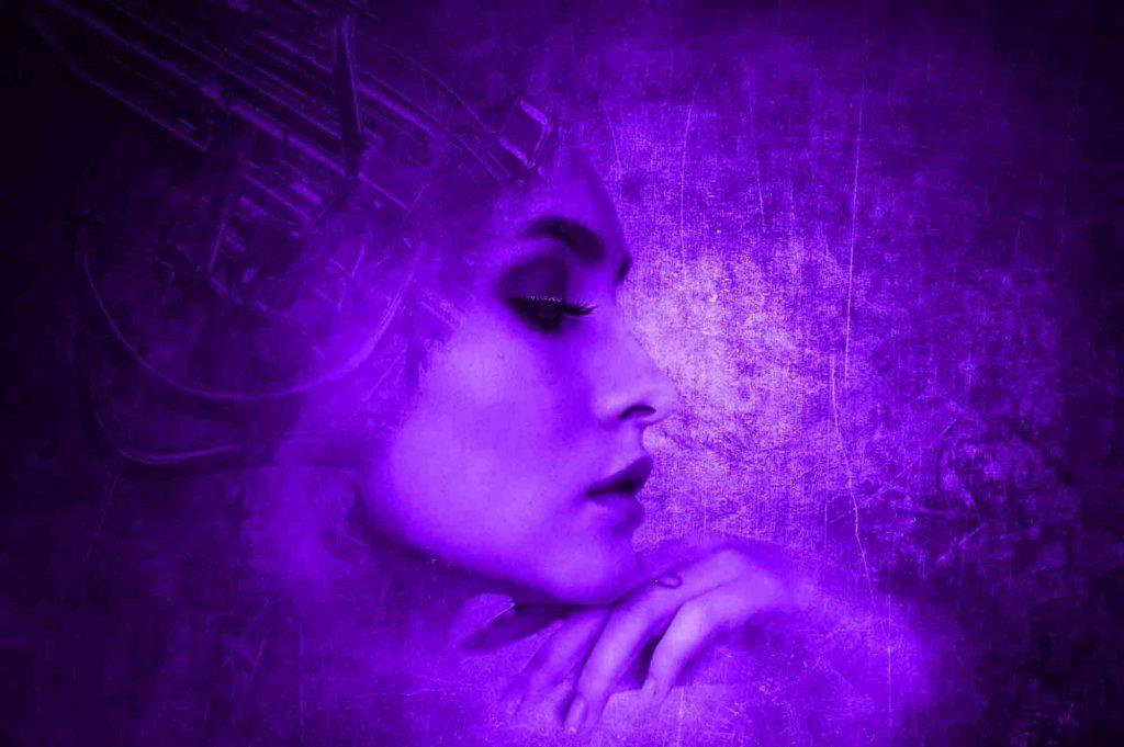 The Violet Aura